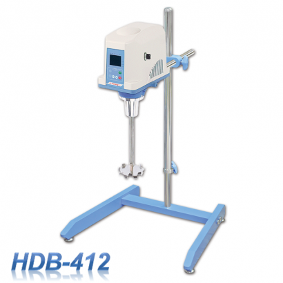 無刷彈壓式升降大容量均質機HDB-412