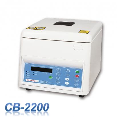 無刷式高速型離心機 CB-2200