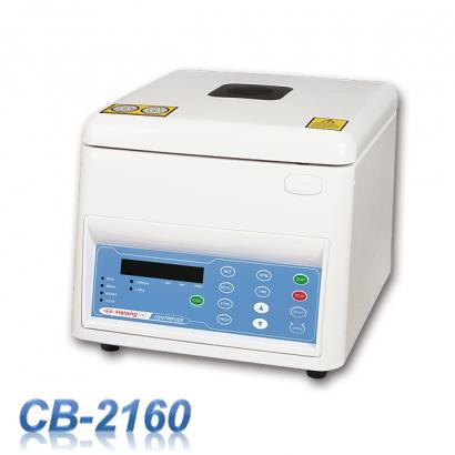無刷式血庫專用離心機CB-2160