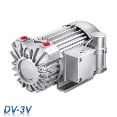無油葉片式真空幫浦DV-3V